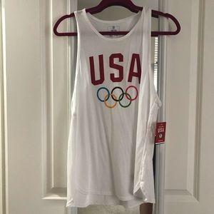 Tops - !BOGO FREE! Team USA Olympic Tank